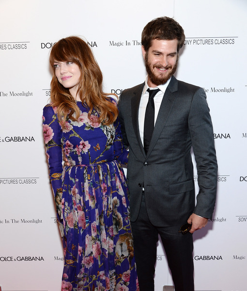Emma Stone & Andrew Garfield Split After 3 Years