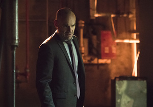 Who's in the Grave? 'Arrow' Star Paul Blackthorne on Rumors It's Quentin Lance