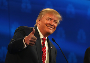 Donald Trump on Who's Giving Him 'SNL' Advice: 'It's Gonna Be a Big, Fat…