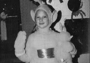 See Cute Throwback Halloween Photos of Celebrities!
