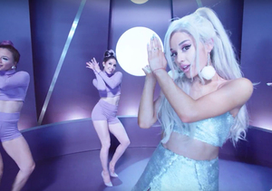 Ariana Grande's Purple Hair Takes the 'Focus' in Hot New Music Video