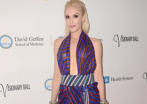 Gwen Stefani Says She's Pregnant with a Baby Girl on April Fools' Day