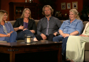 Tensions Are Rising on 'Sister Wives' - Watch Now!
