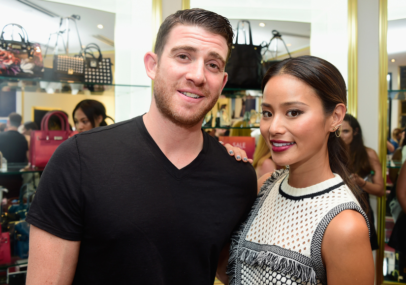 Halloween Wedding Bells for Jamie Chung & Bryan Greenberg!