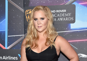 Amy Schumer Gives 'SNL' Advice to Donald Trump