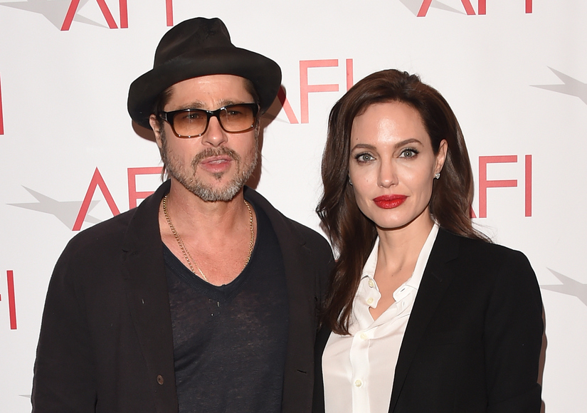 The Latest on Angelina Jolie & Brad Pitt's Ugly Custody Battle