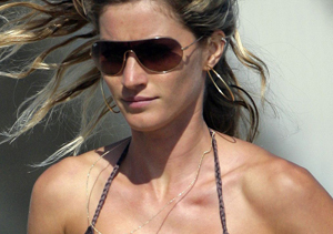 Is the Proof in the Pix? New Shots of Gisele Bündchen Showing Off Rumored Breast Lift