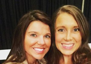 Will Anna Duggar Leave Josh? She Looks Happy in a Rare Outing