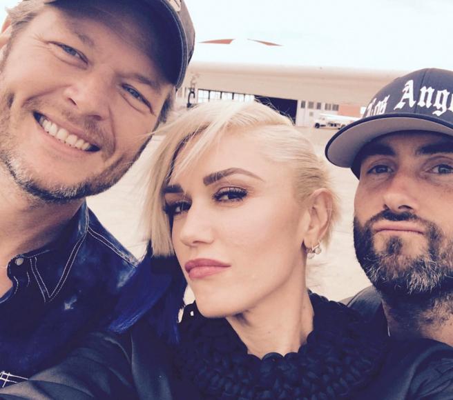 Adam Levine Weighs In on Blake & Gwen Romance
