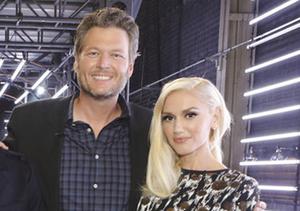 Gwen Stefani & Blake Shelton Reportedly Fly to Nashville Together Before…