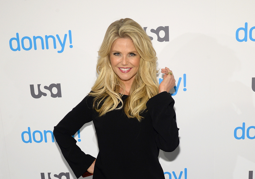 How Christie Brinkley Helped David Bowie & Iman Get Pregnant