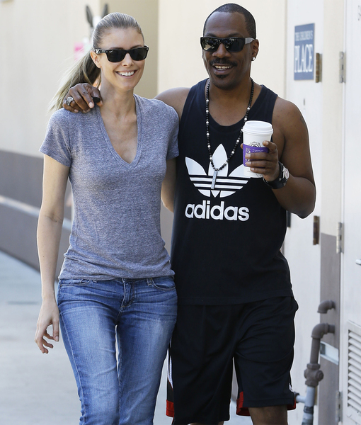Eddie Murphy & Paige Butcher Expecting First Child Together
