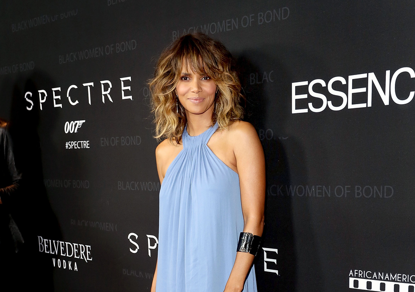 Bond Girl Halle Berry Hits the Red Carpet for the First Time Since Divorce News
