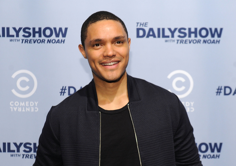 'The Daily Show' Host Trevor Noah Hospitalized
