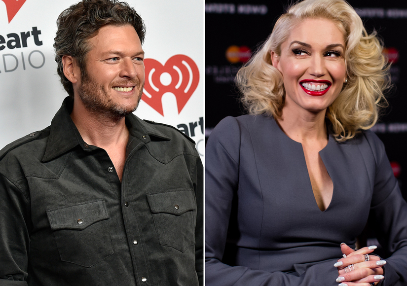 Blake & Gwen: You Won't Believe How the Stars Reacted to News They're Dating