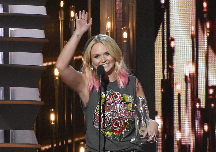 Miranda Lambert Gets a CMA Win After Tough Year: 'I Needed a Bright Spot'