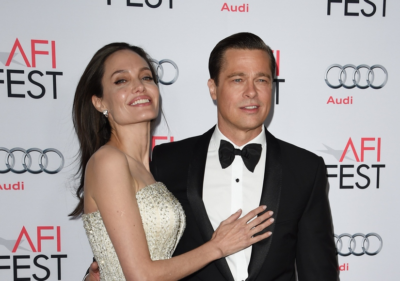 Brad Pitt Says His Six Kids With Angelina Jolie Make Their Relationship 'Strong'