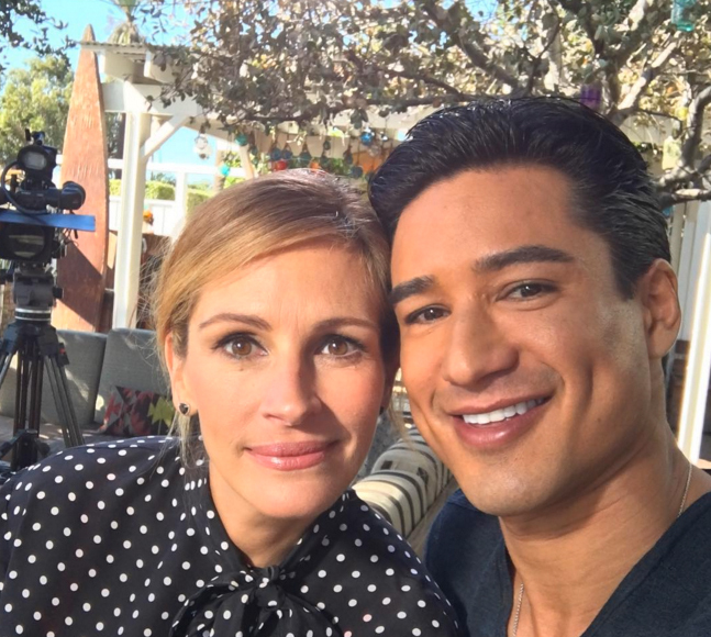 Julia Roberts Gives Advice for a Successful Marriage