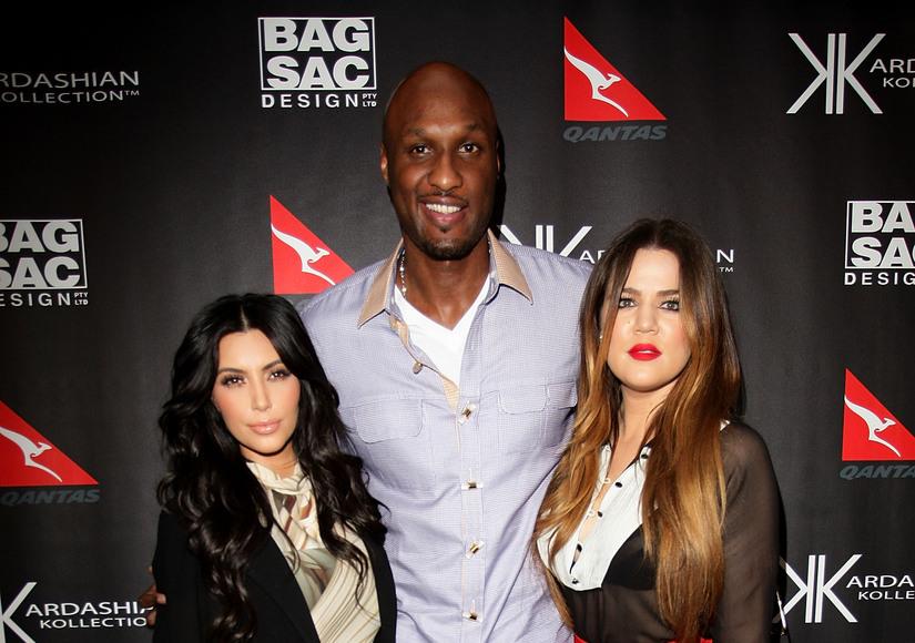Lamar Odom Celebrates Birthday in Hospital, Kim Kardashian Comments on His Relationship with Khloé