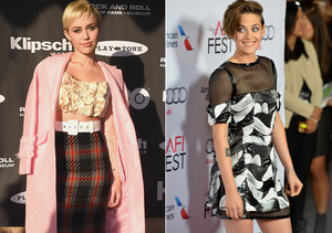 Rumor Bust! Miley Cyrus is NOT Trying to Date Kristen Stewart