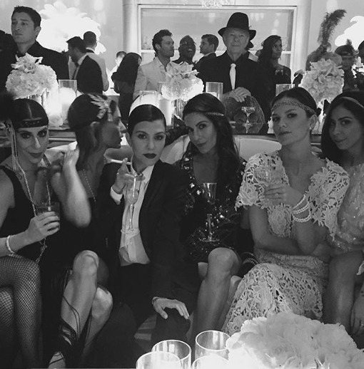 Inside Kris Jenner's Glam 'Great Gatsby'-Themed Birthday Bash!