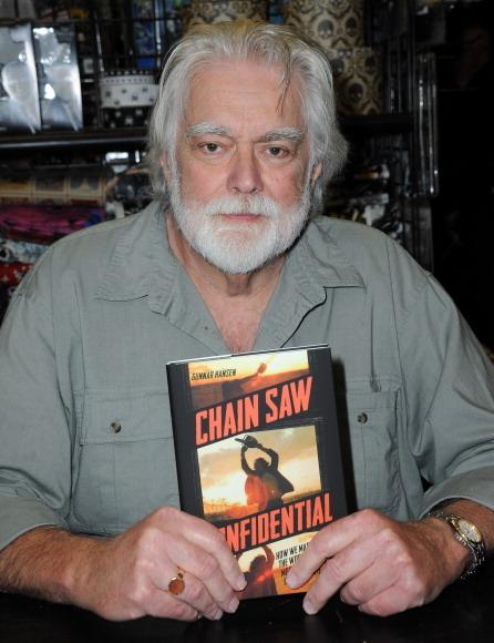 Gunnar Hansen, 'Leatherface' of 'Texas Chain Saw Massacre' Fame, Dies at 68