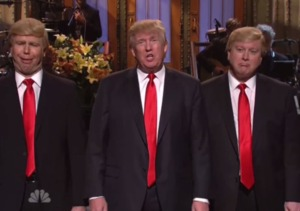 Donald Trump Hosts 'SNL' Amidst Controversy