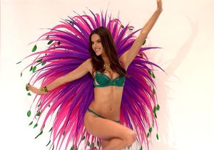 Alessandra Ambrosio Reveals How She Got Runway-Ripped for Victoria's Secret…