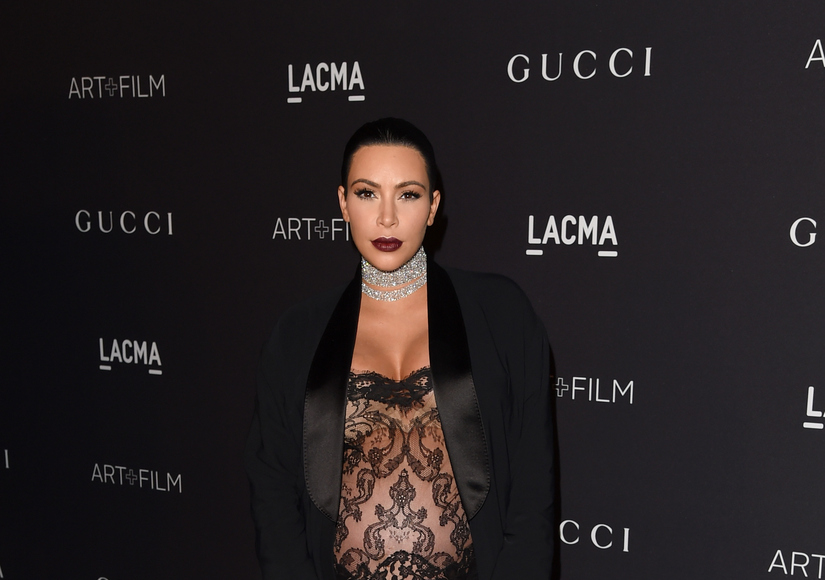 Kim Kardashian Reveals How Much Weight She Gained in Second Pregnancy