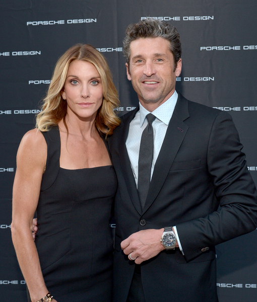 Patrick Dempsey & Wife Jillian Have Not Called Off Divorce, 'Going On…