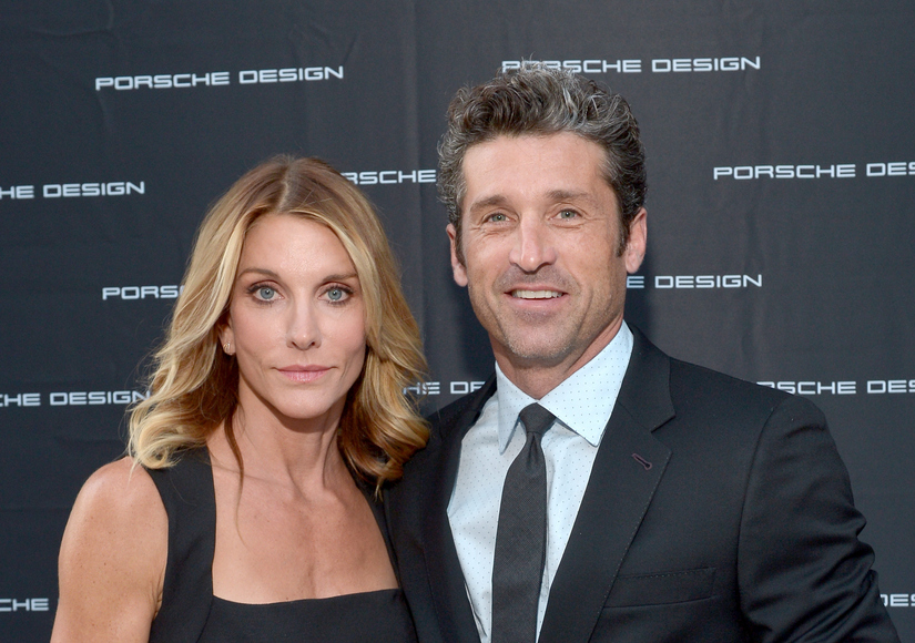 Patrick Dempsey & Wife Jillian Have Not Called Off Divorce, 'Going On Dates' Again