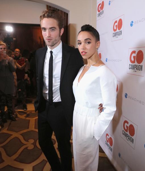 Rumor Bust! Robert Pattinson Is NOT Begging FKA Twigs to Get Married