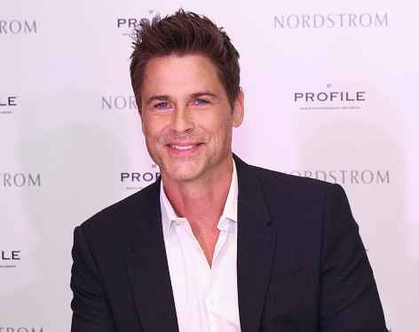 Rob Lowe Criticizes French President Amidst Paris Terror Attacks