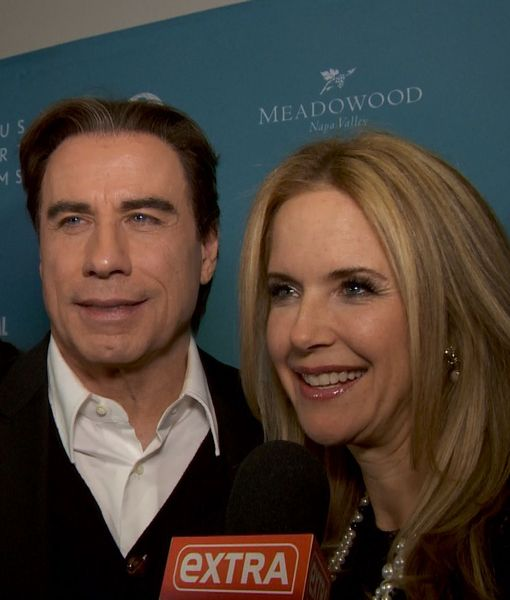 John Travolta's Wife Kelly Preston Reveals How Many Times She Watched 'Grease'