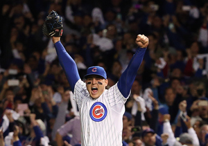 Home Run! Anthony Rizzo Raises Money for Cancer Research