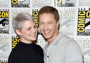 Ginnifer Goodwin & Josh Dallas Welcome Baby Boy – What's His Name?