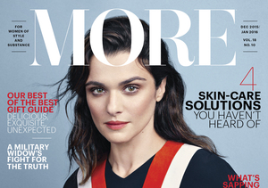 Rachel Weisz Gets Candid on Aging and Marriage to Daniel Craig