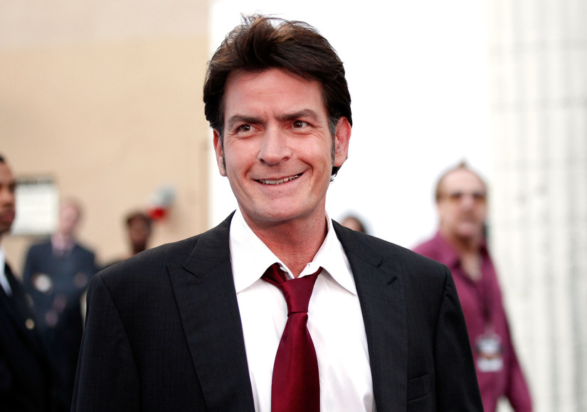 Shocking New Details About Charlie Sheen Revealed in Wake of HIV Announcement