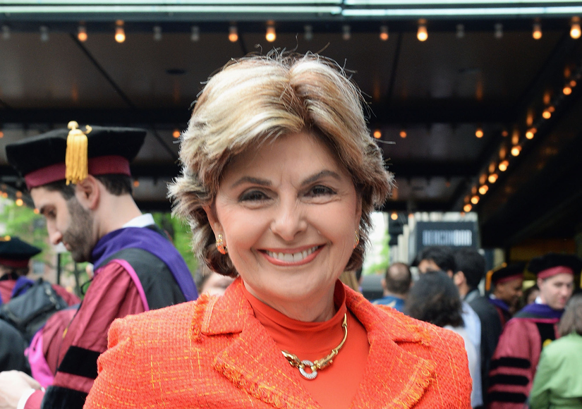 Is Gloria Allred Repping Charlie Sheen's Former Partners?