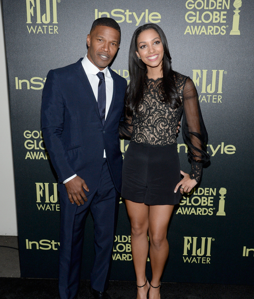 Jamie Foxx Is 'Blown Away' by Daughter Corinne Being Named Miss Golden Globe