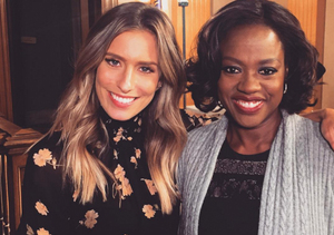 Viola Davis Reveals Her Secret to Doing 'How to Get Away with Murder' Sex Scenes