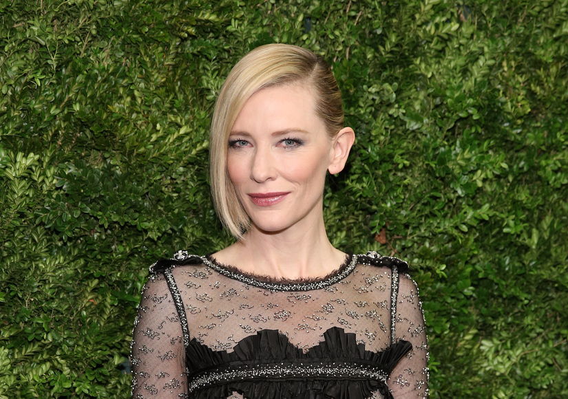 See Cate Blanchett's Reaction When She Finds Out She Inspired a 'Game of Thrones' Character