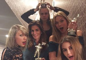 'Bad Blood' Reunion Alert at Lily Aldridge's Birthday Celebration – See…