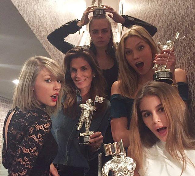 'Bad Blood' Reunion Alert at Lily Aldridge's Birthday Celebration – See…