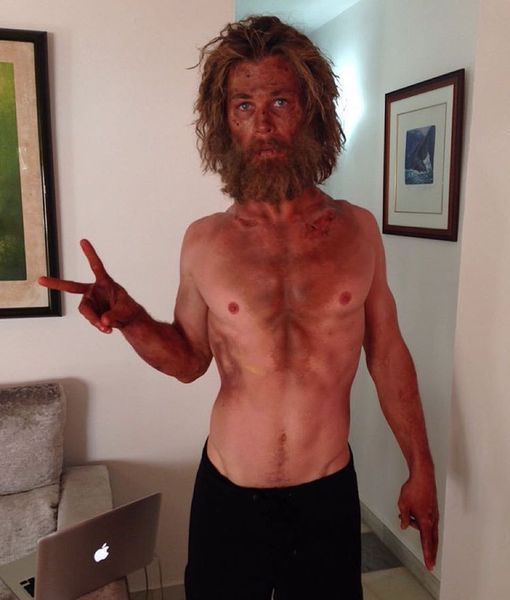 Chris Hemsworth's Dramatic Weight Loss Made Him Completely Unrecognizable