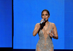 Pics! Jennifer Lopez's AMA Looks & More