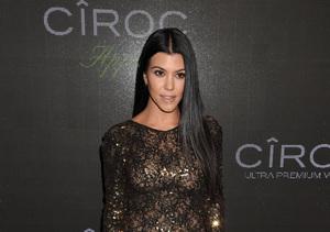 Kourtney Kardashian Plays Basketball in Leopard-Print Bikini before Secret…
