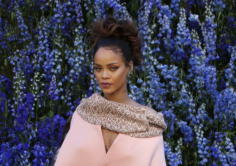 Rihanna Announces 'Anti' World Tour