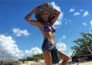 Christie Brinkley Flaunts Sexy Bikini Body at 61
