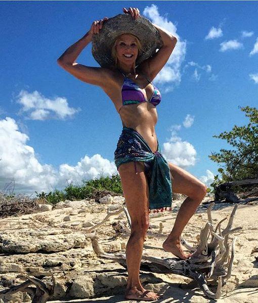Christie Brinkley Flaunts Sexy Bikini Body at 61